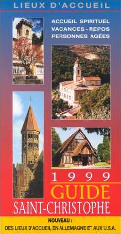 Guide Saint-Christophe : Edition 1999