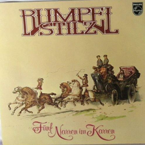 Rumpelstilz - Fünf Narren Im Karren - Philips - 9286 988