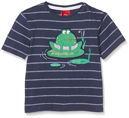 s.Oliver Baby-Jungen T-Shirt Kurzarm