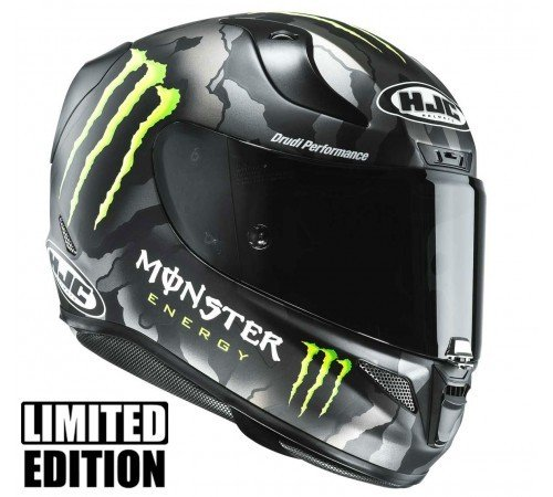 HJC Casco Moto RPHA11 MILITARY CAMO MC5SF L