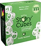 The Creativity Hub RSC30 Rory's Story Cubes Primal, multicolore