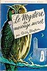 Le mystère du message secret par Blyton