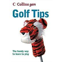 Golf Tips (Collins Gem)