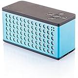 XD P326.655 - Altavoz portátil de 6W (Bluetooth, NFC, 1200 mAh), color azul
