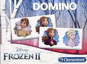 Clementoni Domino-Disney Frozen 2, 18053, Multicolor