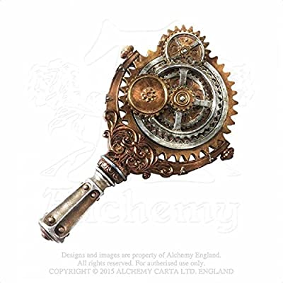 Alchemy-The Vault Lady Talbot 's retrospector Hand Spiegel