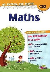 Au rythme des maths CE2  Manuel de l'élève