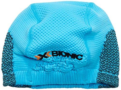 X Bionic Unisex Ow Soma Cap Light Accessorio Tecnico Multisport, Unisex Adulto, Blu (Turquoise/Black), 1