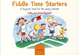 BLACKWELL K. - Fiddle Time Starters para Violin