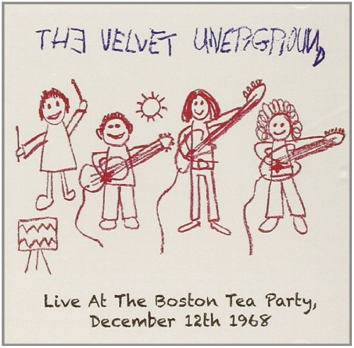 Boston Tea Party, December 12th 1968
