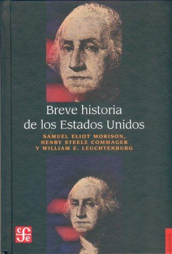 Breve historia de los Estados Unidos por Samuel Eliot Morison