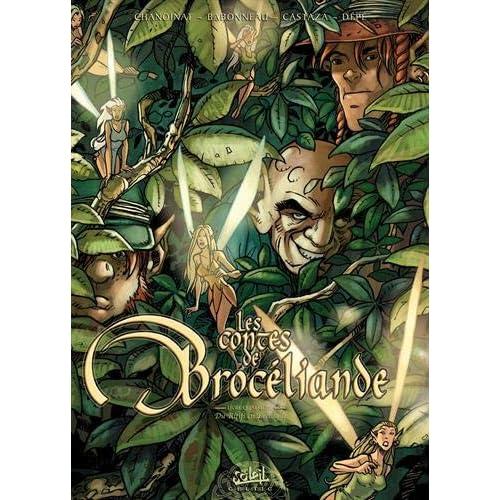Les contes de Brocéliande, Tome 4 : Du rififi en Bretagne