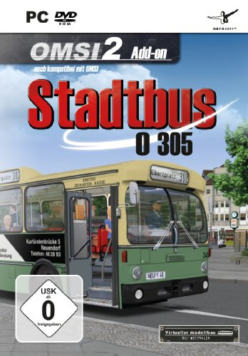 OMSI 2: Stadtbus O305 (Add-on)