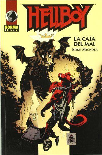 Hellboy La Caja Del Mal / Hellboy Box Full of Evil