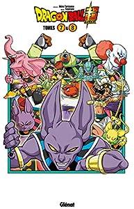 Dragon Ball Super Coffret Tomes 7 et 8