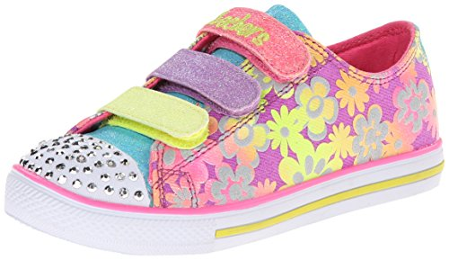 Skechers Chit Chat Glint & Gleam, Baskets mode fille