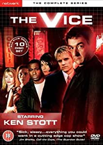 The Vice - The Complete Series [DVD]