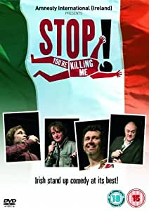 Stop You're Killing Me [DVD]