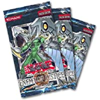 Input Pack 3 Pack Set Yu-Gi-Oh Duel Monsters English Enemy of the State Justice (ENEMY OF JUSTICE) 9 pieces of [card game] (japan import)
