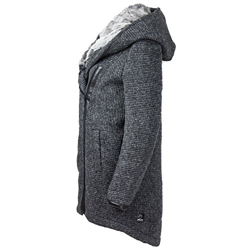 preisvergleich khujo damen wintermantel jacke kapuze kunstfell willbilliger. Black Bedroom Furniture Sets. Home Design Ideas