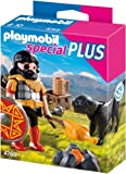 Playmobil 4769 - Barbar mit Hund am Lagerfeuer