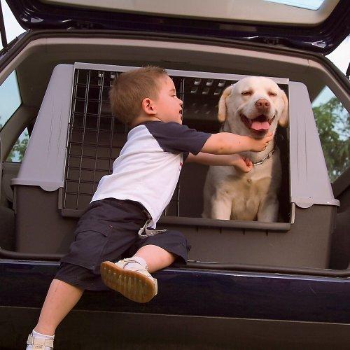 Zoom IMG-2 ferplast 73100021w1 trasportino per cani