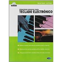 Principios Basicos para teclado electrónico (metodo autodidacta)