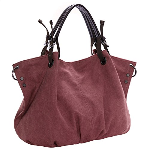 Pairs D, Borsa a zainetto donna rosso Red Red