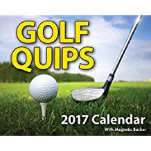 Golf Quips 2017 Mini Day-to-Day Calendar