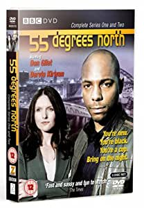 55 Degrees North - Series 1 and 2 [5 DVDs] [UK Import]