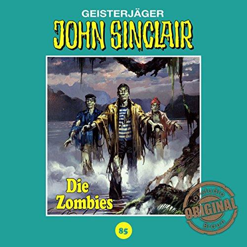 Tonstudio Braun, Folge 85: Die Zombies. Teil 2 von 2 (Zombie Teile)