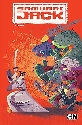 Samurai Jack Volume 1 por Jim Zub