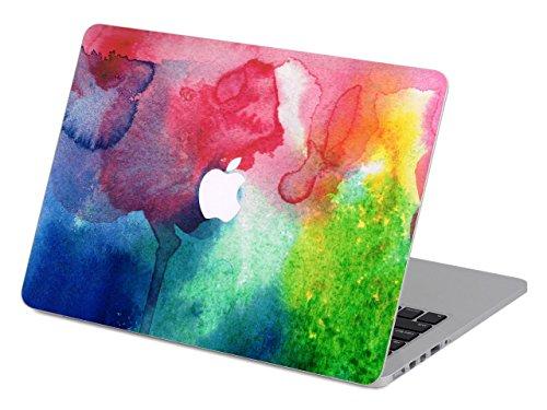 on Hochwertige Hartschale Ultra Dünn Snap Case Schutzhülle Für MacBook Pro 15 Zoll mit CD / DVD Laufwerk (Modell: 1286) (Bunte nebel 3) (Halloween-dvd-cover)