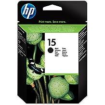 HP  15 Cartouche d'encre d'origine noir 500 pages noir