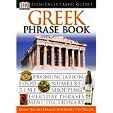 Greek Phrase Book: Eyewitness Travel Guide 2014 (Eyewitness Travel Guides Phrase Books)