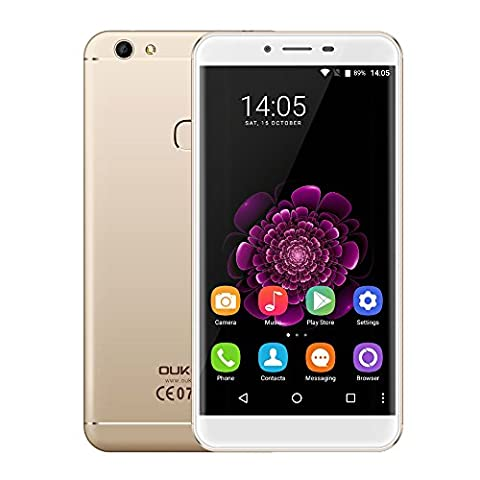 OUKITEL U15S 4G Smartphone MTK6750T Octa Core 1.5GHz 4GB RAM 32GB ROM Android OS 6.0 5,5