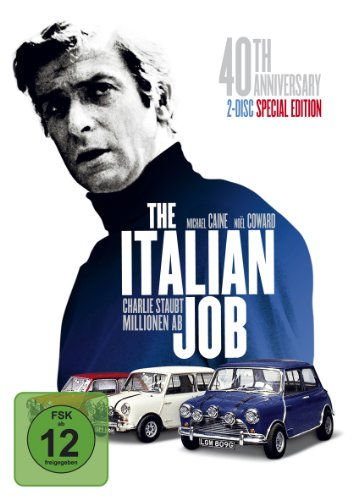 Bild von The Italian Job - Charlie staubt Millionen ab (40th Anniversary Special Edition) [2 DVDs]