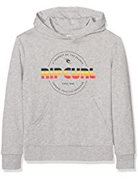 Rip Curl Children's Mr Script Hooded Fleece Sweatshirt