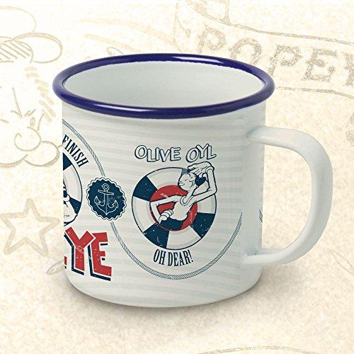 popeye-enamel-mug