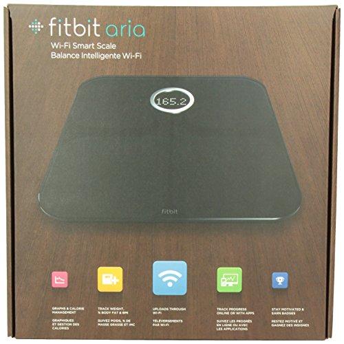 Fitbit FB201B Personenwaage Wifi Aria schwarz - 7