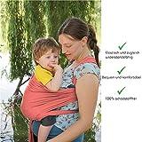 Nestglück Premium Babytragetuch - 6