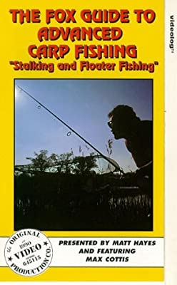 The Fox Guide To Advanced Carp Fishing: Volume 2 [VHS] from Original Video