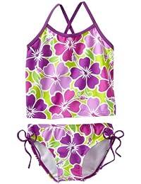 Kanu Surf Little Girl's Florence Tankini Swimsuit