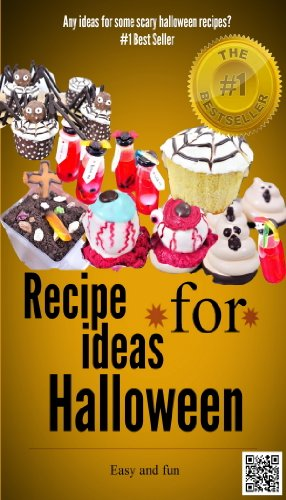 ## CAKE DECORATING - Hi All...Recipe ideas for Halloween: Any ideas for some scary halloween recipes? (English Edition) (Halloween Für Ideen Partys Vorspeise)