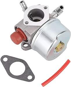 MoreBeauty Carburateur pour Tecumseh 632795A LAV 30 35 40 50 Carb Remplacement avec Joint