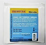 BIERHEFE BREWFERM BLANCHE - Bier Hefe für Weißbiere | Trockenhefe fur Wiezenbieren Witbieren | Hefe weizen | Safbrew wb 06 | Homebrew | Brewing Yeast | Pilsner | Obergärige Hefe | Hefe Bierbrauen