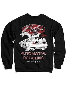 Licenza Ufficiale Biff's Automotive Detailing Felpa (Nera)