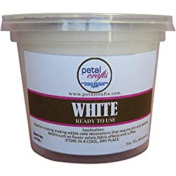 Petal Crafts Platinum Paste, White