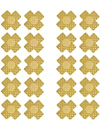 cb00f10df2b45 Amazon.co.uk  Gold - Breast Petals   Accessories  Clothing