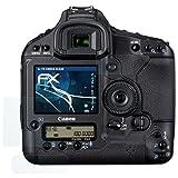 atFoliX Anti-Shock Pellicola protettiva per Canon EOS 1D Mark IV Pellicola Proteggi, ultra chiara e che assorbe gli urti FX Pellicola Protettiva (Set di 3)